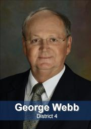 George Webb  District 4