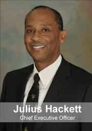 Julius Hackett CEO