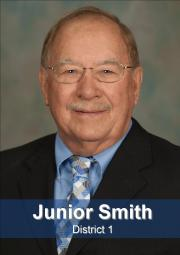 Junior Smith - District 1 Board Member